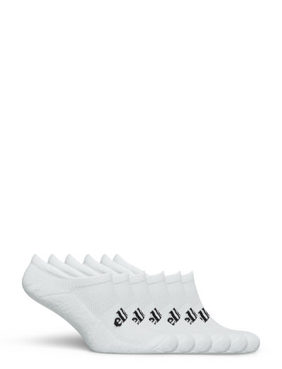 EL TEBAN TRAINER LINER - ankle socks - white