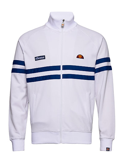 El Rimini Track Top Sweat-shirt Pullover Weiß ELLESSE