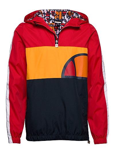 El Agnolo Jacket Outerwear Jackets Anoraks Rot ELLESSE