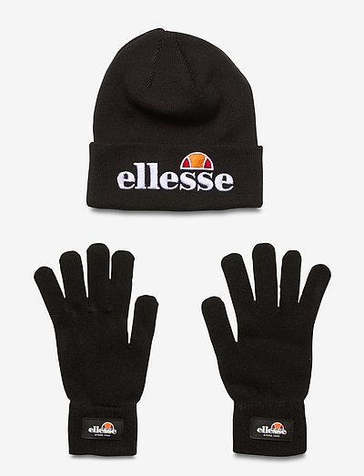 EL VELLY & BUBB - hats - black