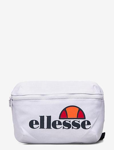 EL ROSCA CROSS BODY BAG - saszetka nerki - white
