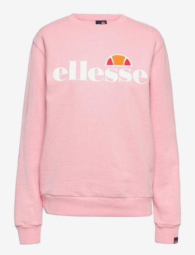 EL AGATA - bluzy i swetry - light pink