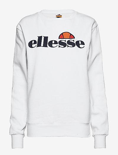 EL AGATA - sweatshirts - white