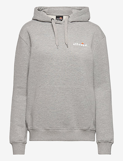 EL ELCE OH HOODY - hoodies - grey marl