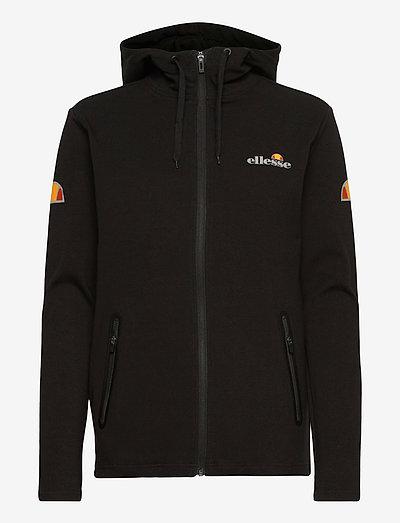 EL CERESA FZ HOODY - hoodies - black