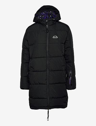 EL TYENE PADDED JACKET - parka coats - black