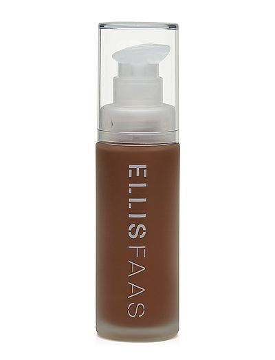 Colour Cosmetics, Skin Veil foundation bottle - DARK