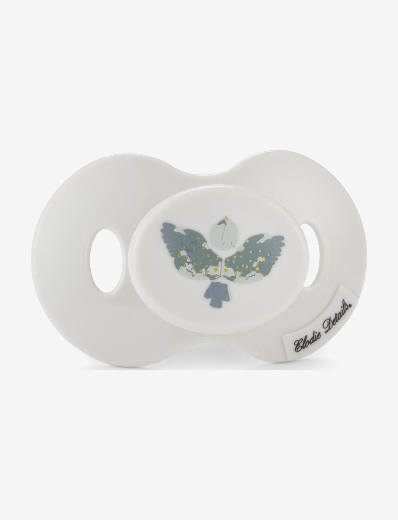Pacifier - Watercolour Wings