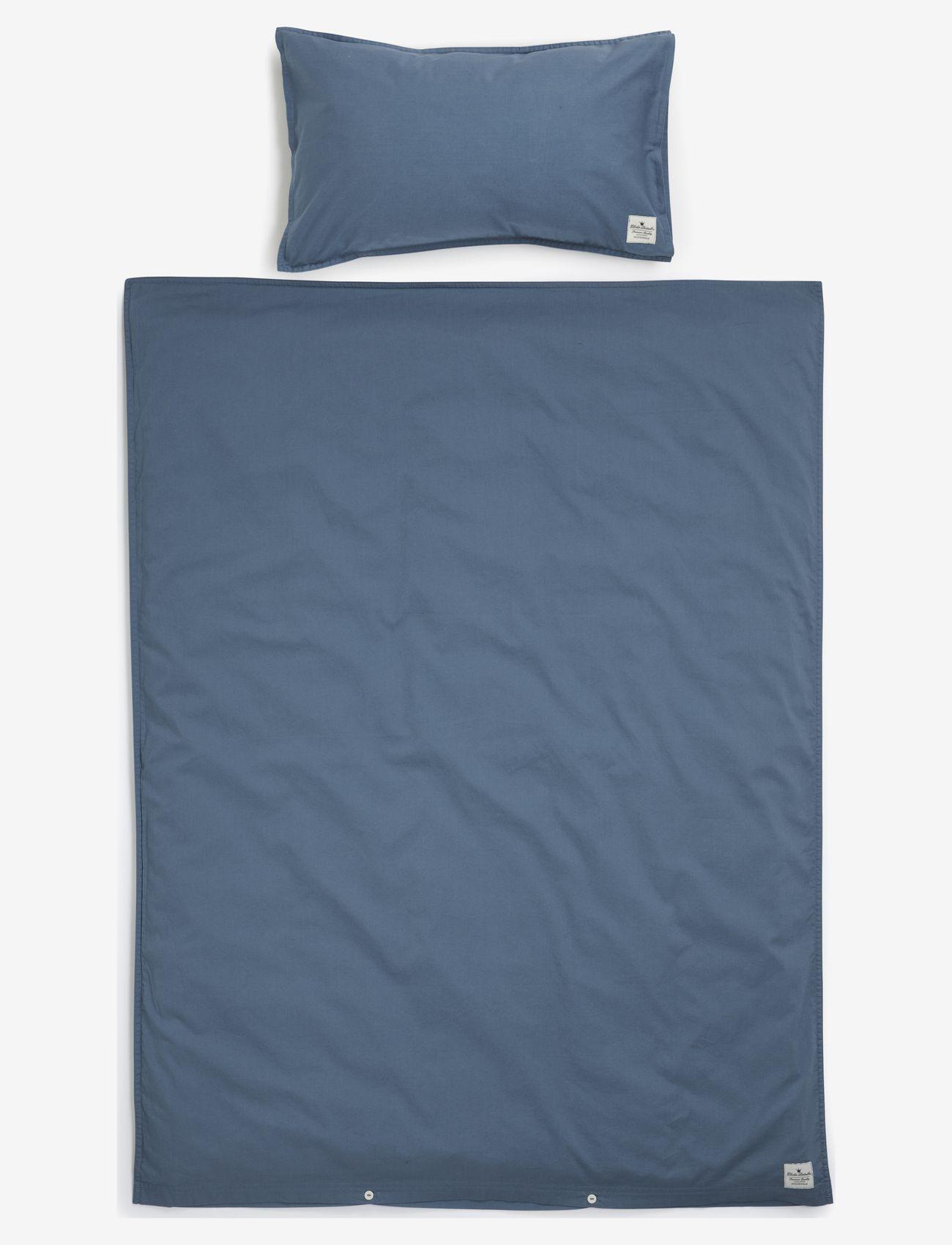 Crib Bedding Set - Tender Blue