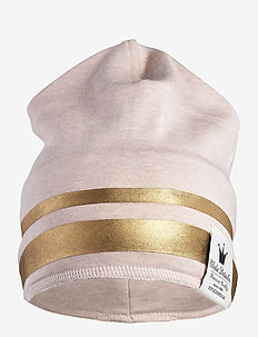 Winter Beanie - Gilded Pink - hatter - pink