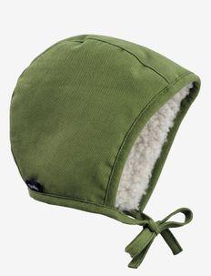 Winter Bonnet - Popping Green - hats - bright green