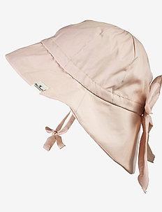 Sun Hat - Powder Pink - sun hats - lt pink