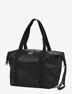Changing  Bag - Soft Shell Grande Black - stellevesker - black