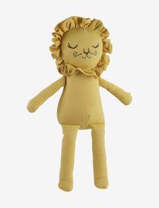 Snuggle - Gold - soft toys - mustard