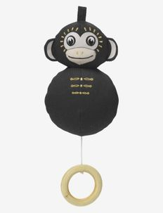 Musical mobile - Playful Pepe - musical instruments - off black