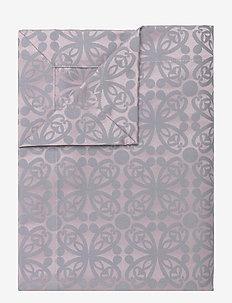 Bohemia Tablecloth - duker & løpere - rose/grey