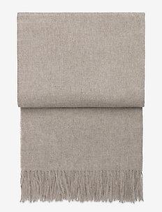 Classic plaid - tæpper - beige
