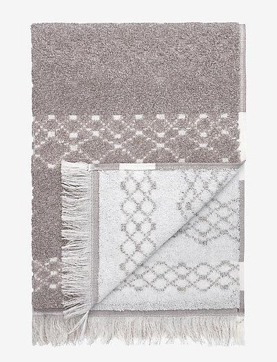 Field towel  - håndklæder - beige