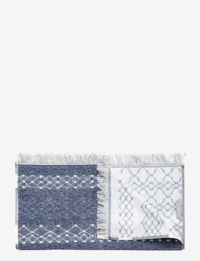 Field towel  - håndklæder - midnight blue