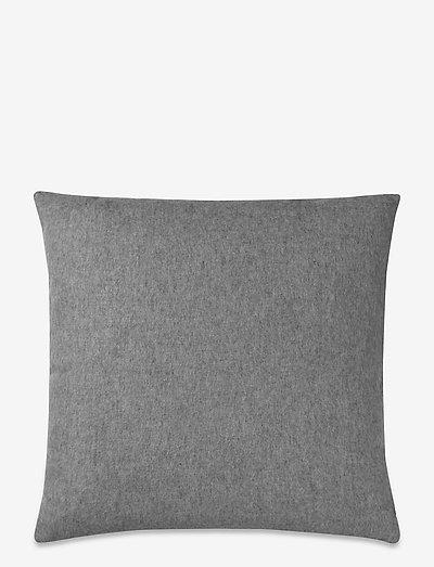 Classic cushion - puder - light grey
