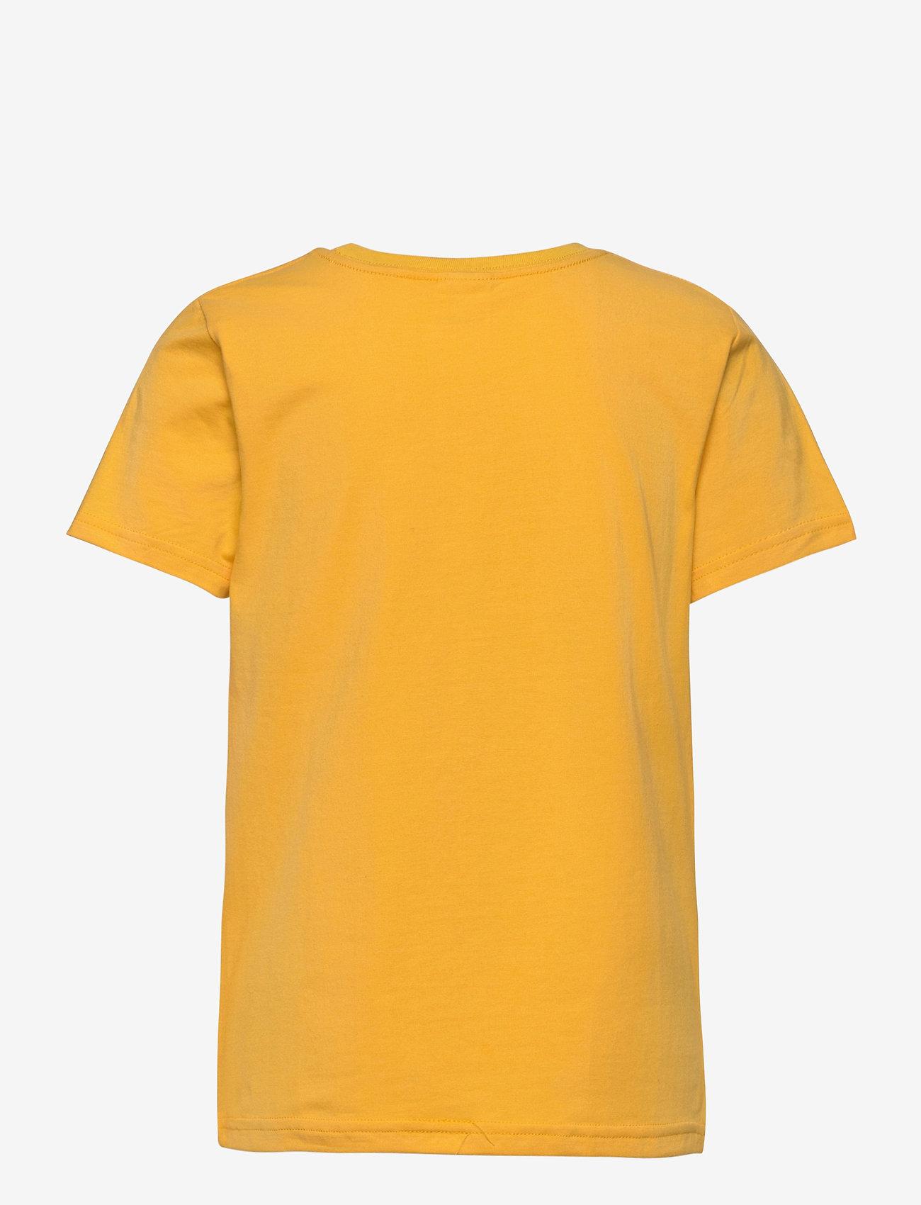 Happy Emil T-shirt (Yellow) (16.80 €) - Emil i Lönneberga FChdC