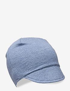 EMIL CAP - czapki - blue