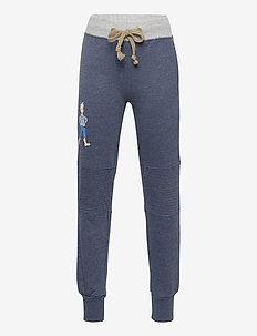 PEPPY PANTS - sweatpants - blue