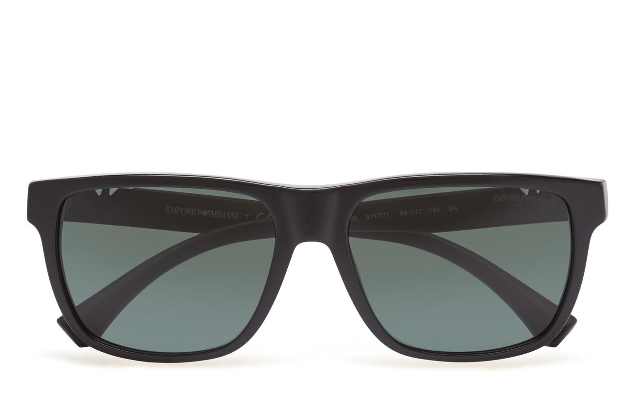 c25b34ce2a5f Essential Leisure (Black) (£108) - Emporio Armani Sunglasses ...