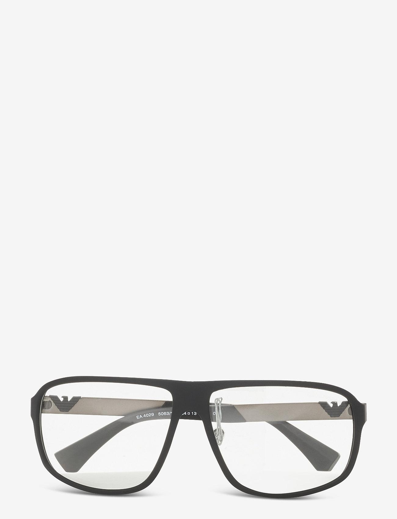 Emporio Armani Sunglasses - Sunglasses - d-shaped - clear - 0