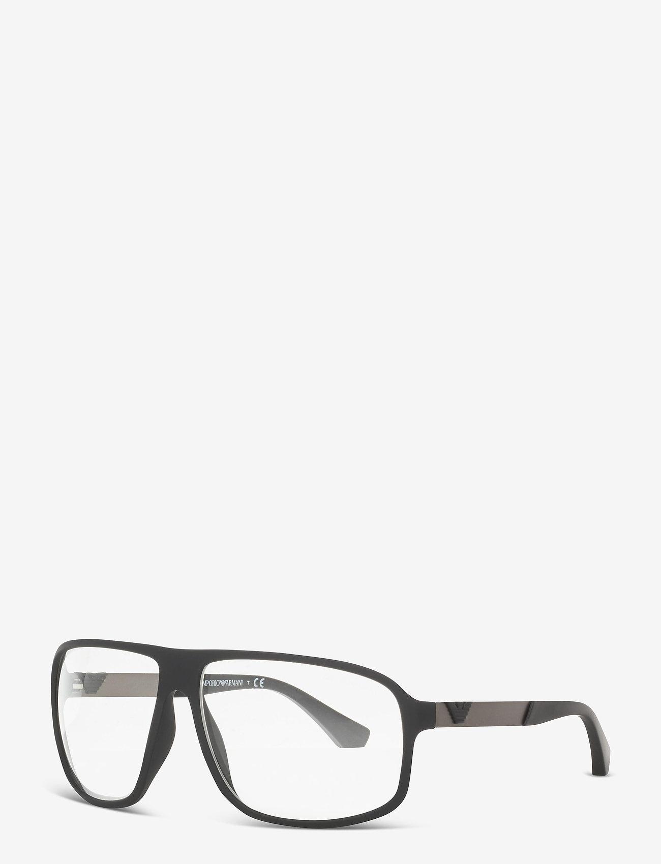 Emporio Armani Sunglasses - Sunglasses - d-shaped - clear - 1