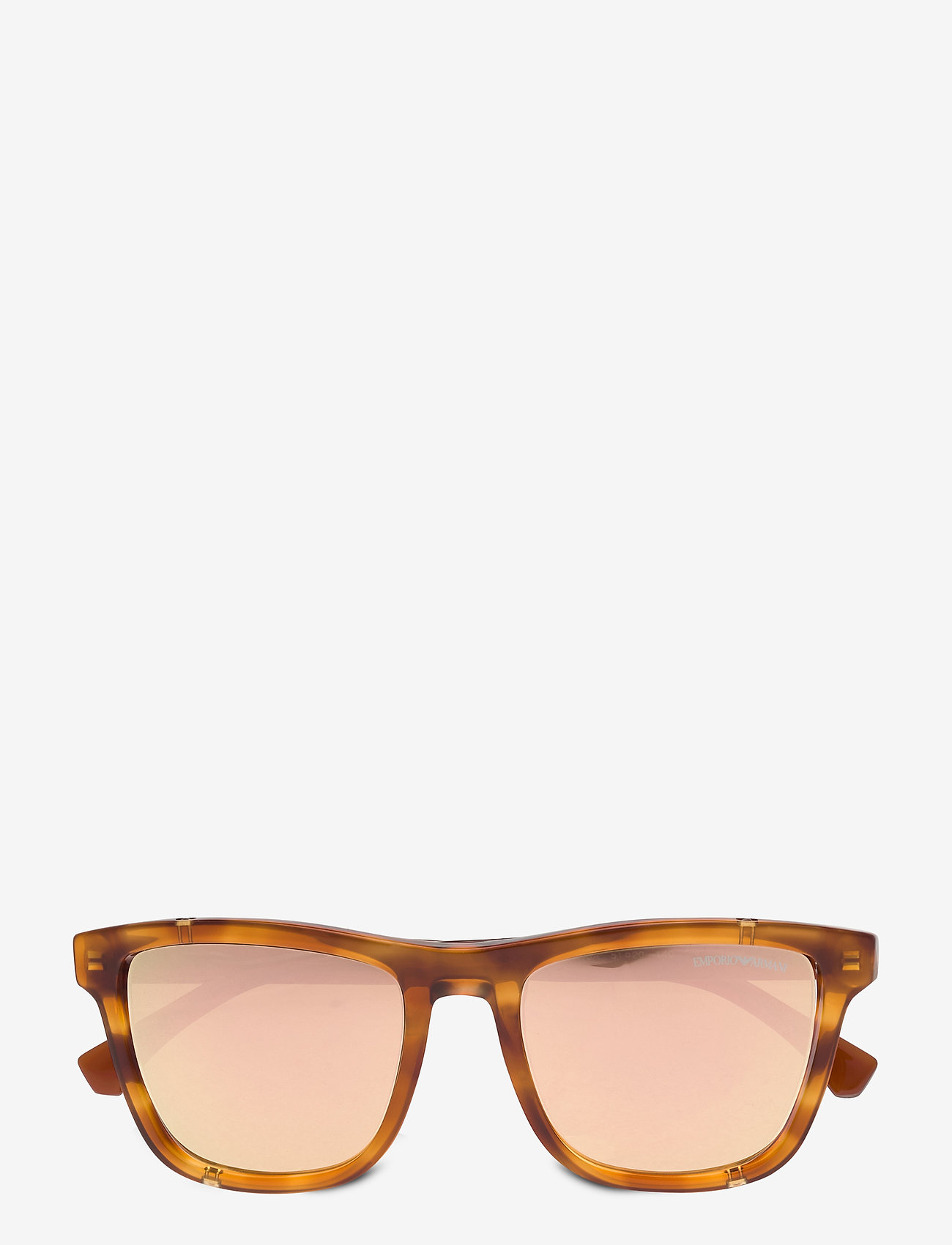 Emporio Armani Sunglasses - 0EA4126 - d-shaped - blonde havana - 0