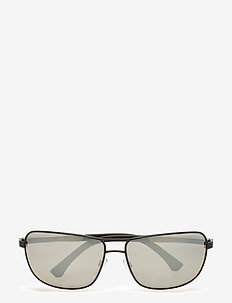 Emporio Armani Sunglasses - d-shaped - matte black