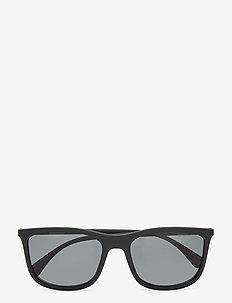 Sunglasses - d-vormige zonnebril - grey