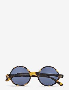 Emporio Armani Sunglasses - round frame - blonde havana