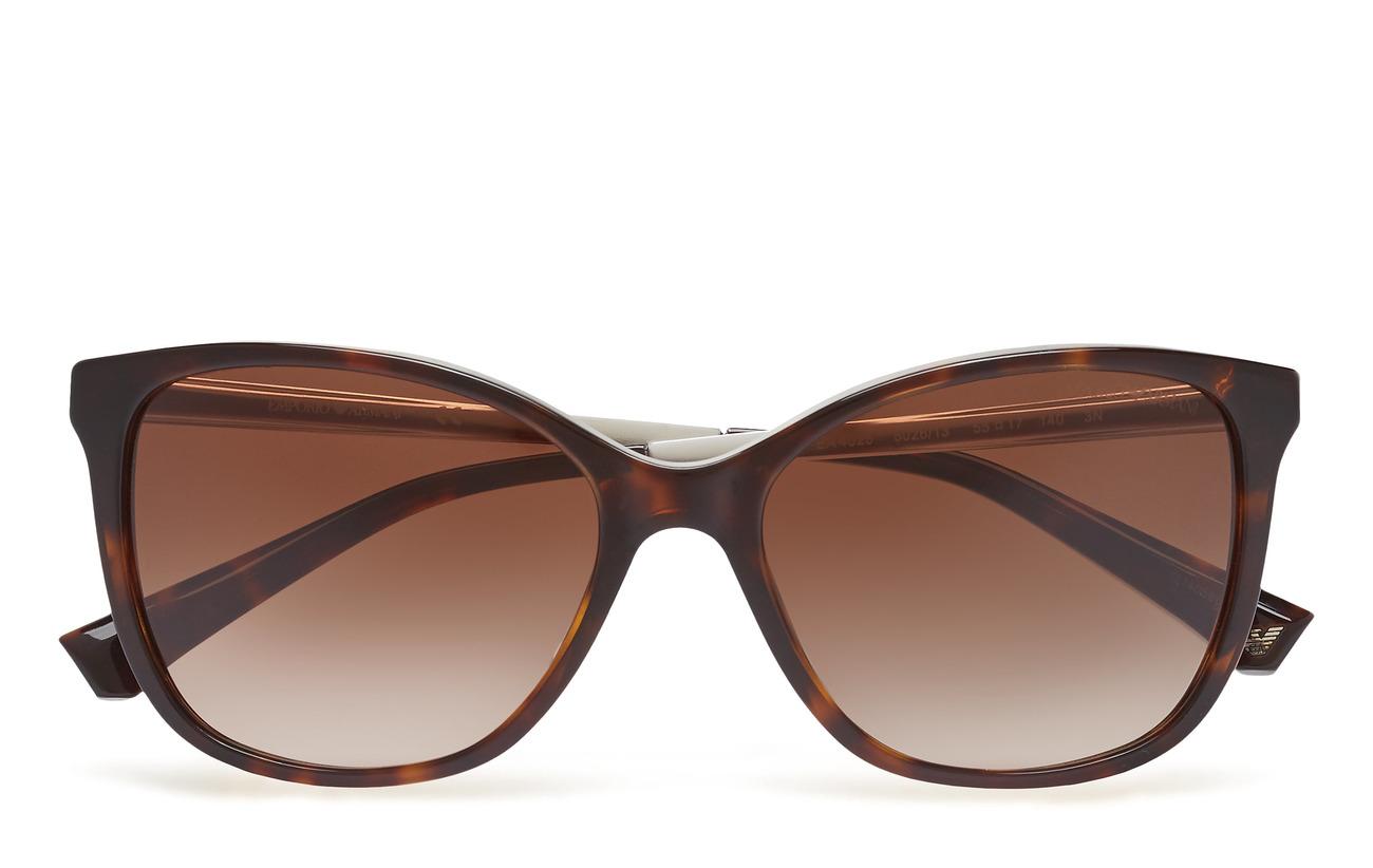 Emporio Armani Sunglasses 0EA4025 - DARK HAVANA