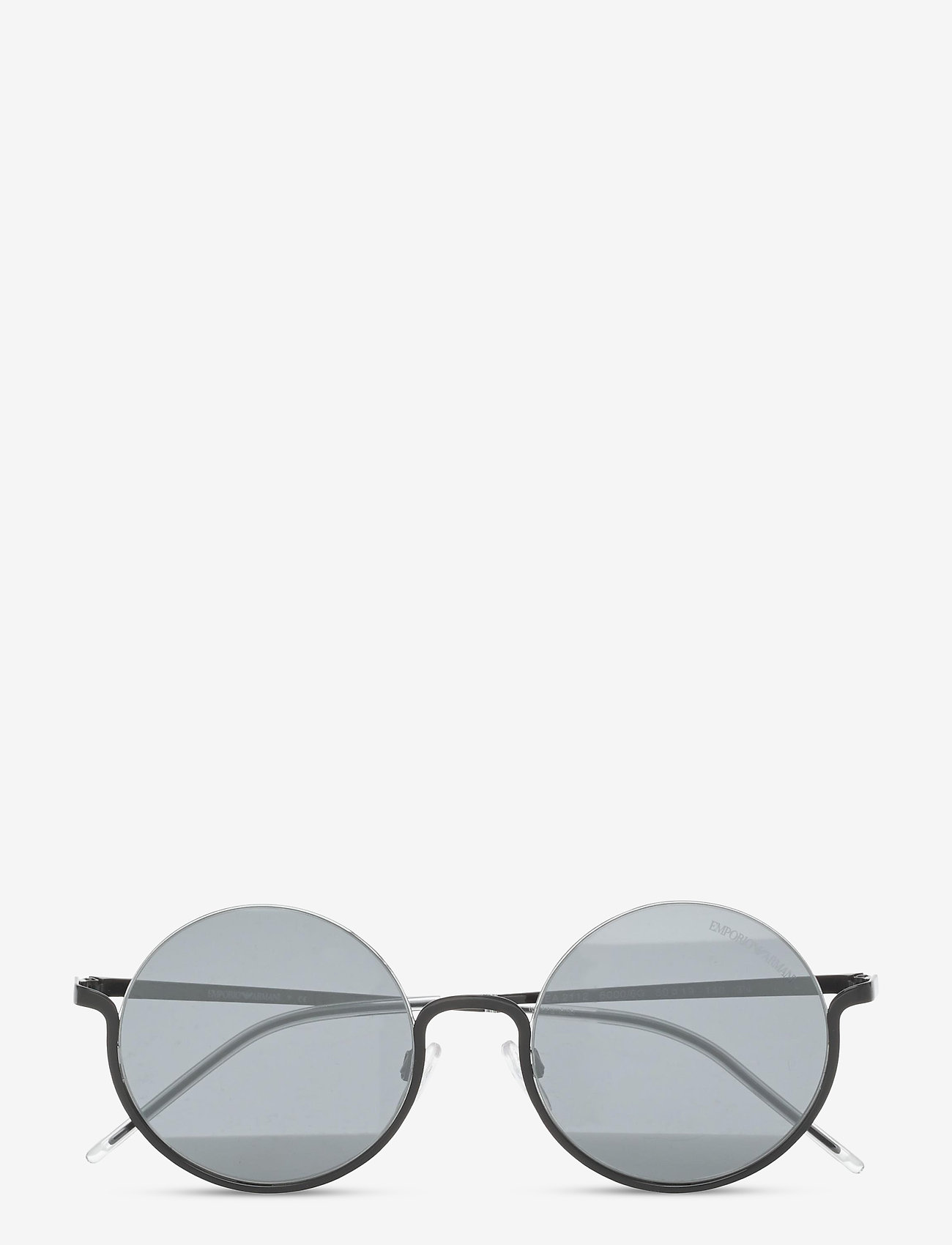 Emporio Armani Sunglasses - Sunglasses - rond model - mirror black - 0