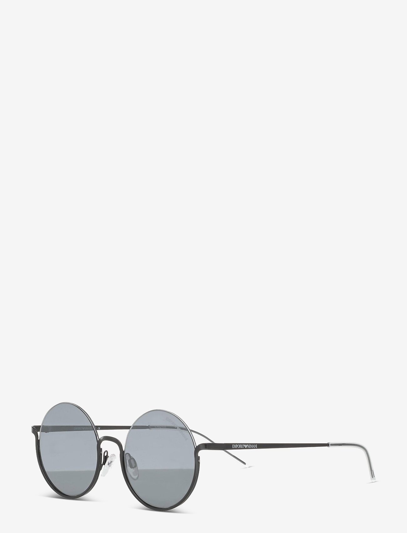 Emporio Armani Sunglasses - Sunglasses - rond model - mirror black - 1