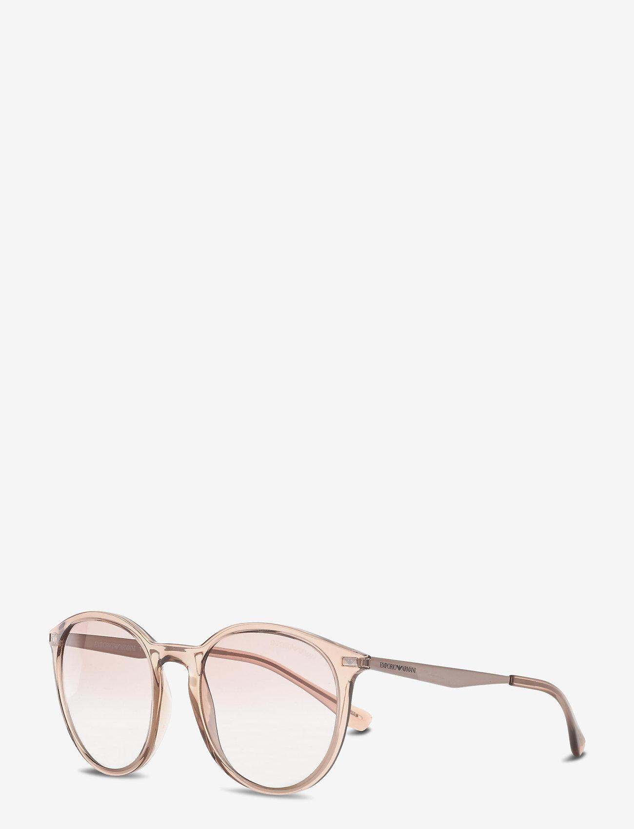 Emporio Armani Sunglasses - Sunglasses - rond model - gradient brown - 1