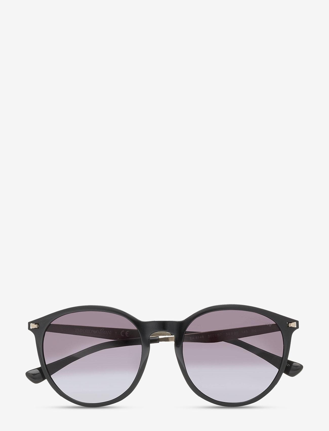 Emporio Armani Sunglasses - Sunglasses - rond model - gradient grey - 0