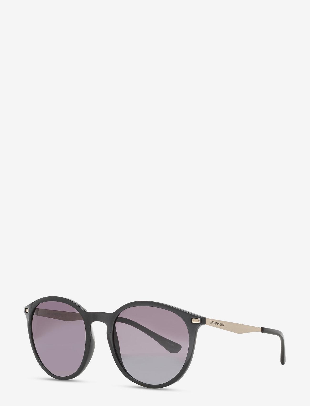 Emporio Armani Sunglasses - Sunglasses - rond model - gradient grey - 1