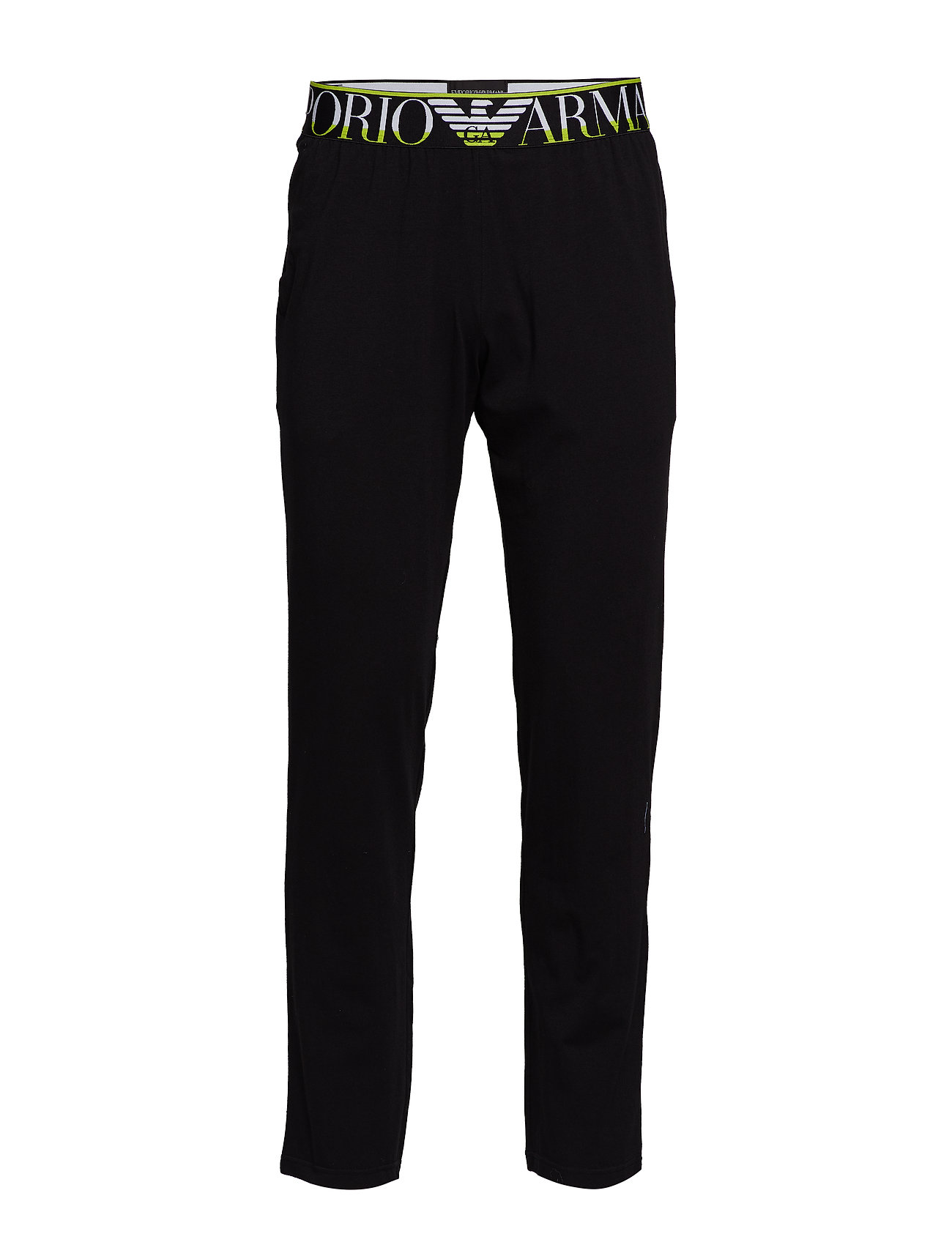 Emporio Armani MEN'S KNIT TROUSERS - NERO