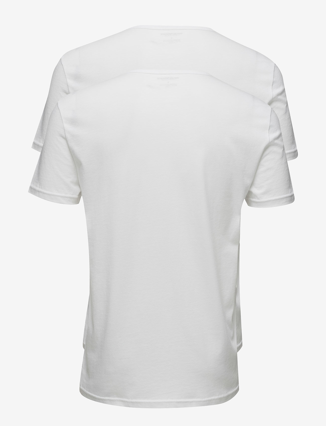 Emporio Armani - MENS KNIT 2PACK TSH - multipack - bianco/bianco - 1