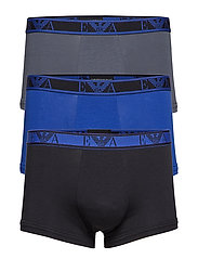 MEN'S KNIT 3-PACK TRUNK - MARINE/AVIO/ANTRAC.