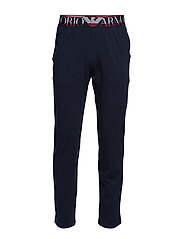 MEN'S KNIT TROUSERS - MARINE