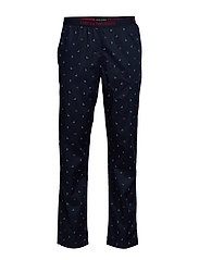 MEN'S WOVEN TROUSERS - MARINE AQUILE ST.
