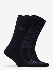 Emporio Armani - SOCKS - tavalliset sukat - blu navy - 2