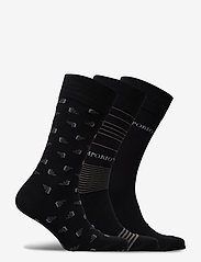Emporio Armani - SOCKS - tavalliset sukat - nero - 2