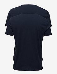 Emporio Armani - MENS KNIT 2PACK TSH - t-shirts basiques - marine/marine - 1