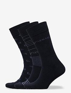 SOCKS - tavalliset sukat - blu navy