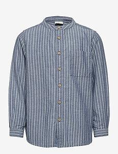 En Fant Shirt - BLUE HORIZON